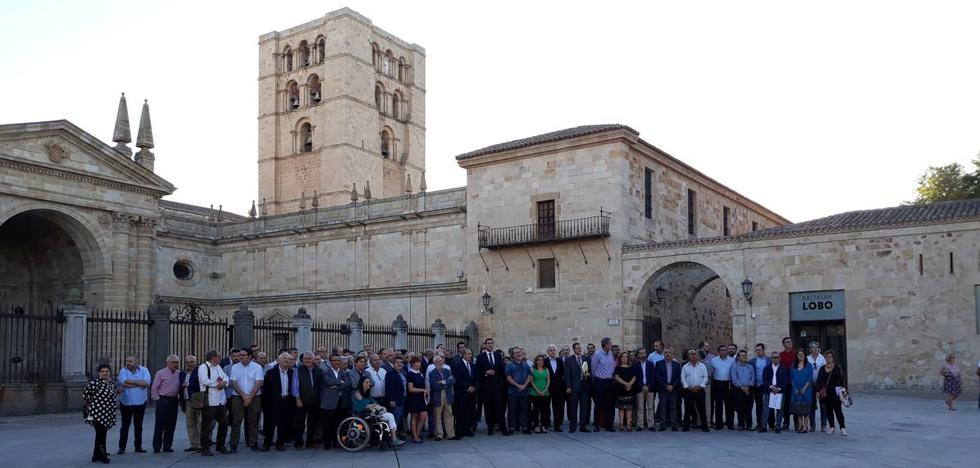 Nueve grupos de trabajo para 'Zamora 10'