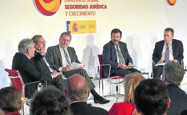 Los juristas piden que los tiempos judiciales se sincronicen con los de la realidad económica y social