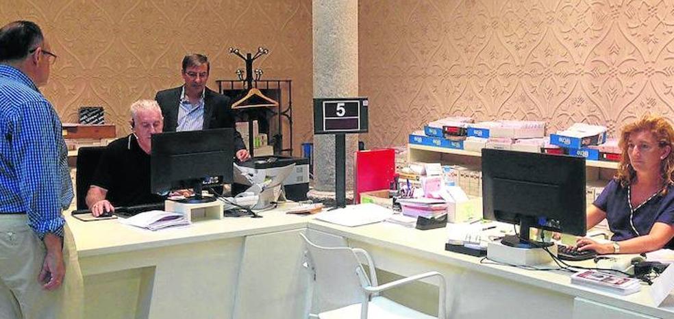 La Oficina Virtual incrementa la recaudación un 27% en dos años