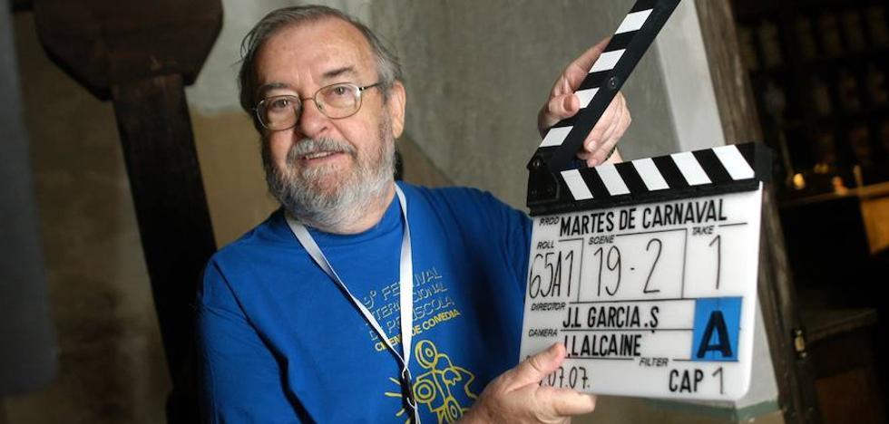 José Luis García Sánchez recibirá la Espiga de Honor por su trayectoria
