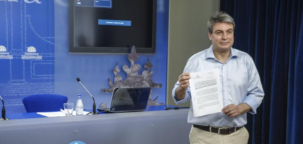 Sánchez solicita la actuación de la Policía en Cataluña para recuperar el Archivo