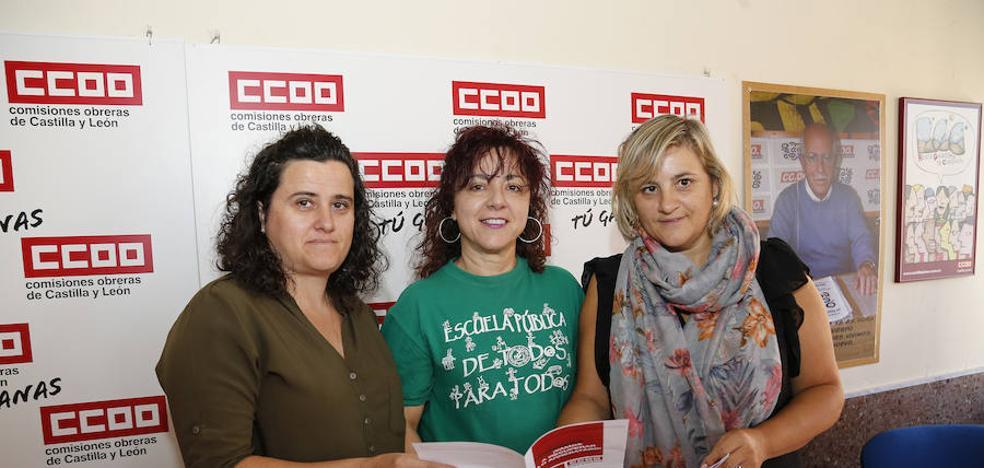 CC OO de Palencia se lanza a la reconquista de derechos perdidos