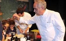Ferran Adrià explica en Valladolid las claves para poner en marcha un restaurante