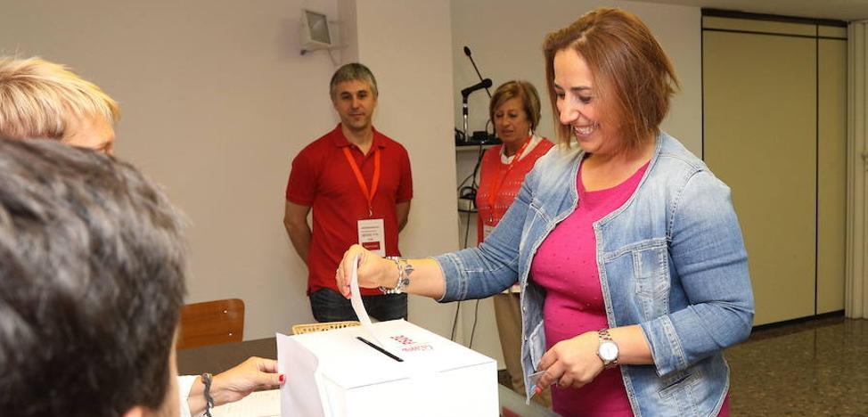 Miriam Andrés controlará el 65% de los delegados del congreso del PSOE de Palencia