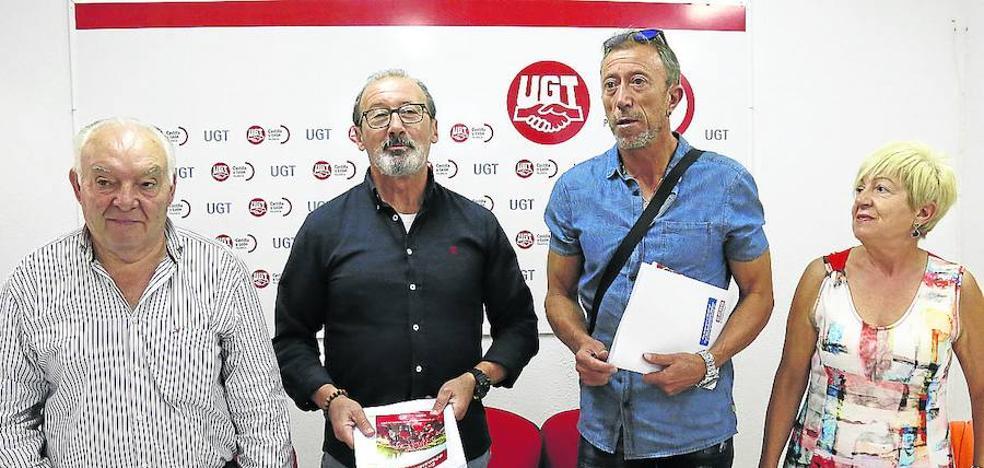 Los sindicatos alertan de una excesiva dependencia de los contratos temporales en Palencia