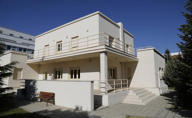 La sede del vicerrectorado de palencia es distinguida como - Universidad arquitectura valladolid ...