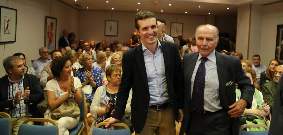 Casado avisa a Puigdemont: «Los golpistas irán a los tribunales»