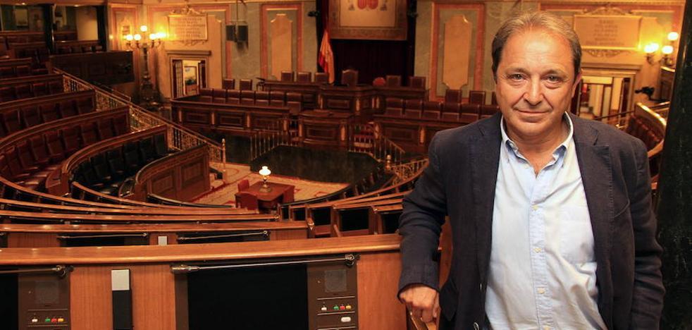 Juan Luis Gordo dejará el Congreso al final del mandato