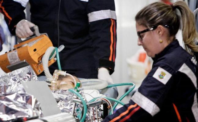 Sube a diez el número de muertos por un incendio en una guardería en Brasil