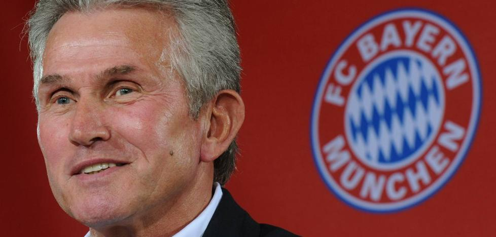 Heynckes, nuevo entrenador del Bayern de Múnich