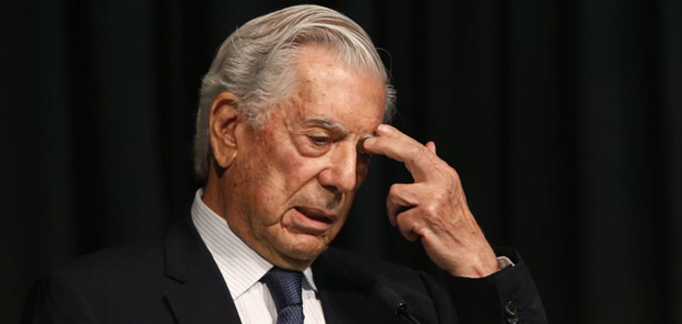 Mario Vargas Llosa se posiciona ante la polémica catalana