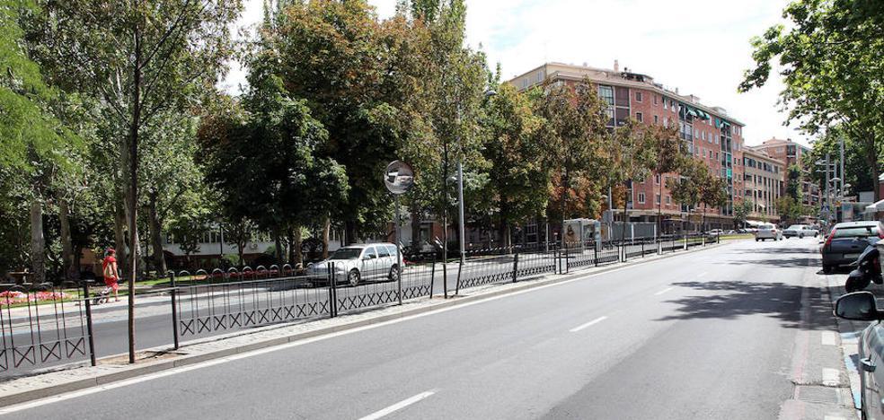 Nuevo atropello en un paso de peatones en Segovia
