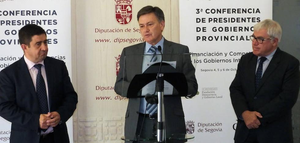 Las Diputaciones reclaman reconocimiento y financiación de sus competencias