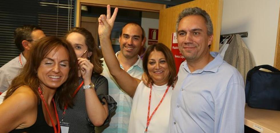 Teresa López se impone a Vadillo y dirigirá el PSOE de Valladolid
