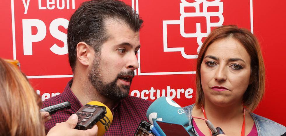 Tudanca destaca el proceso «ejemplar» de las primarias en el PSOE de Palencia