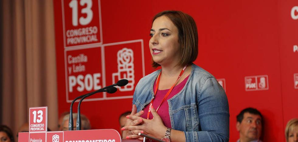 Miriam Andrés sitúa al PSOE de Palencia en la casilla de salida para las elecciones locales y regionales