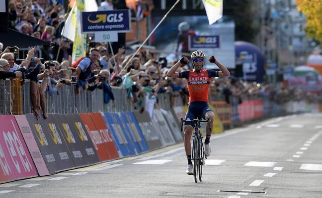 Vincenzo Nibali conquista el Giro de Lombardía