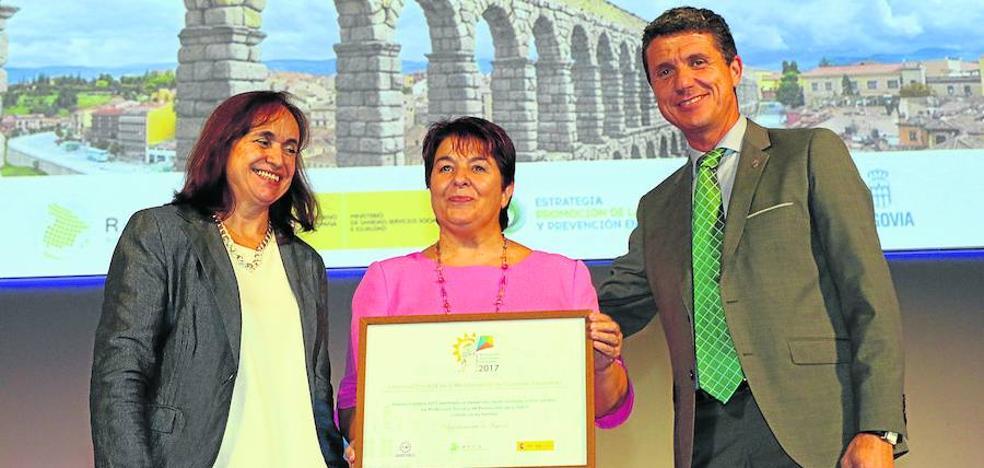 La Red de Ciudades Saludables premia la calidad del pionero plan de Ludotecas en Familia