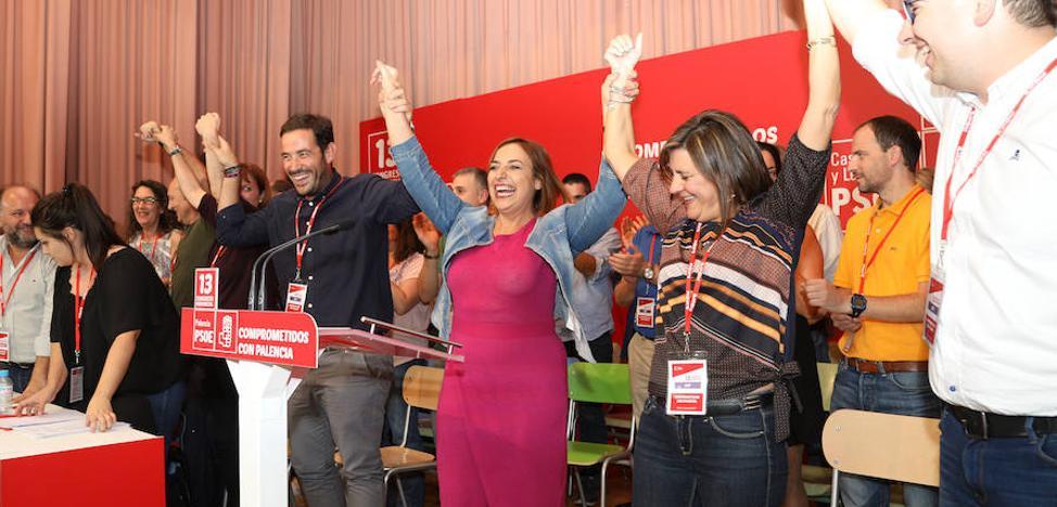 El 65% de fieles a Miriam Andrés respalda la ejecutiva del PSOE de Palencia