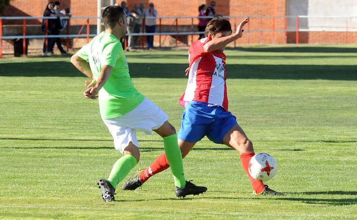Tordesillas 2-0 Almazán