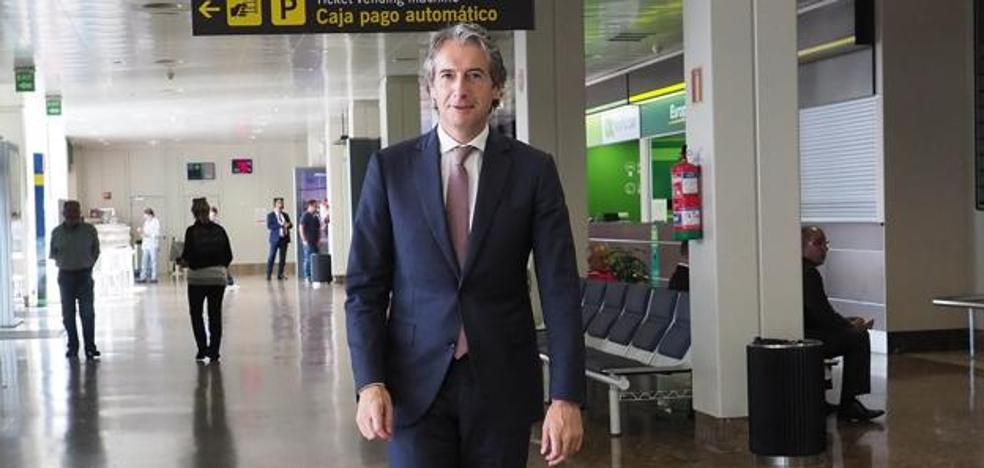Íñigo de la Serna: «En seis meses estará licitado el tramo León-La Robla y las vías de la Variante»