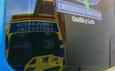 Un fallecido y siete heridos en varios accidentes ocurridos el domingo en la comunidad