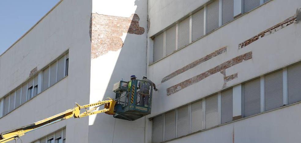 El campus de Palencia acomete las obras de su segunda piel