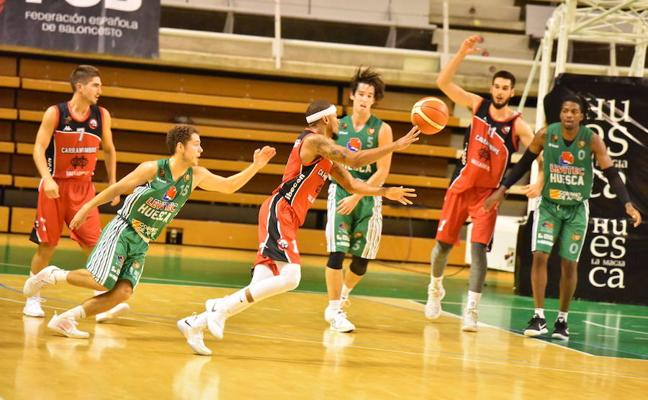 El Carramimbre regresa a la competición en Logroño