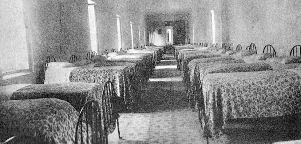 El Hospicio vallisoletano en 1900: una historia de miseria