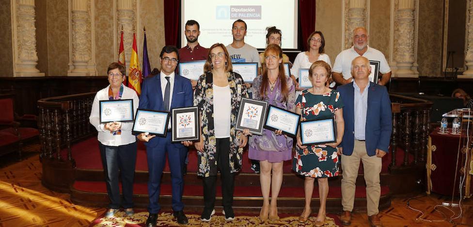 La Diputación premia la labor de voluntariado ambiental de tres municipios