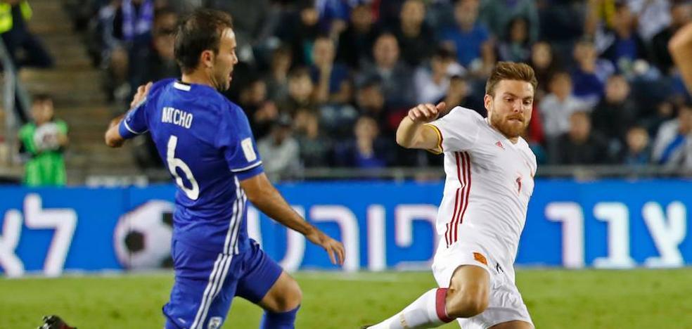 Illarramendi: «Está difícil ir al Mundial, pero todos los que estamos tenemos opciones»