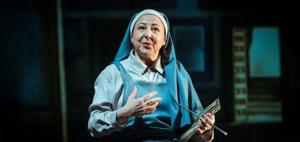 Carmen Machi y Héctor Alterio, mejores intérpretes del Festival de Teatro de Palencia
