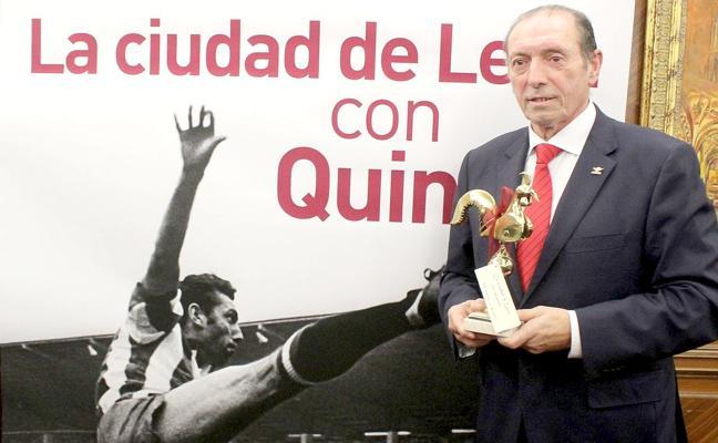 'Quini': «Un Cultural-Sporting me produce sensaciones maravillosas»