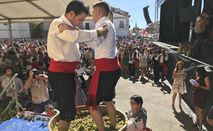 Fiesta de la Vendimia en Rueda
