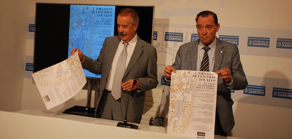 El Lago de Sanabria centra unas primeras jornadas del Instituto de Estudios Zamoranos