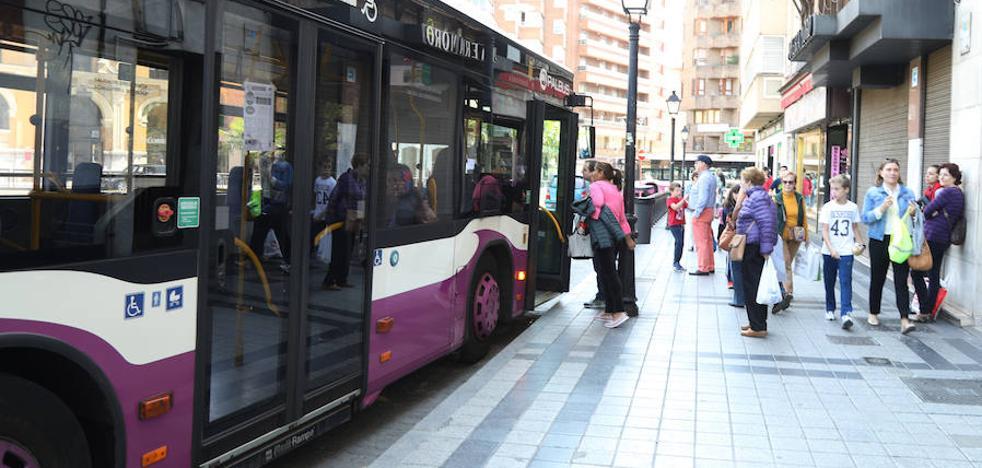 El uso del autobus en Castilla y León se incrementa el 2,4%