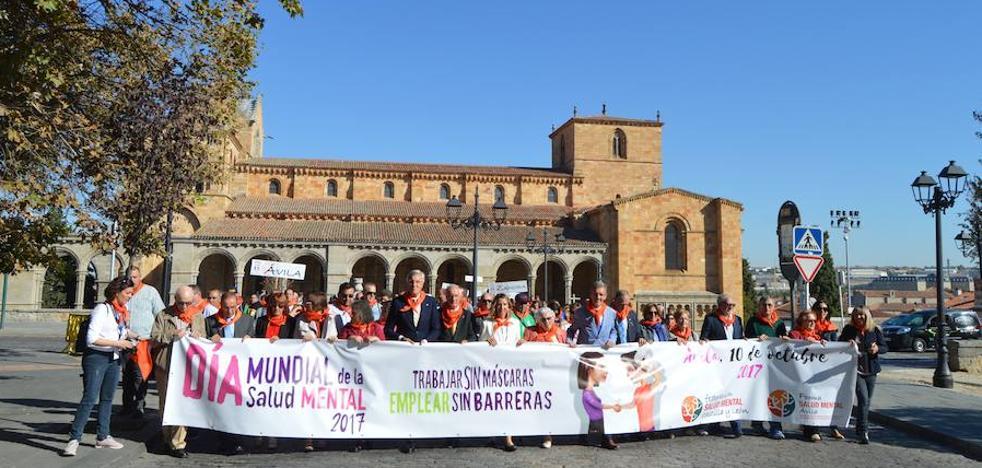 Ávila acoge el encuentro regional del movimiento asociativo Salud Mental