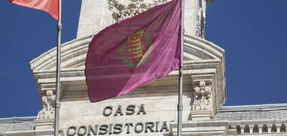El PP pide que el Ayuntamiento de Valladolid se ilumine con los colores de España