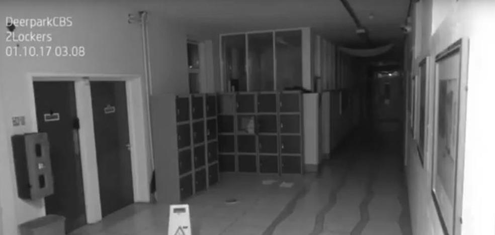 Un 'fantasma' aterroriza a un colegio en Irlanda