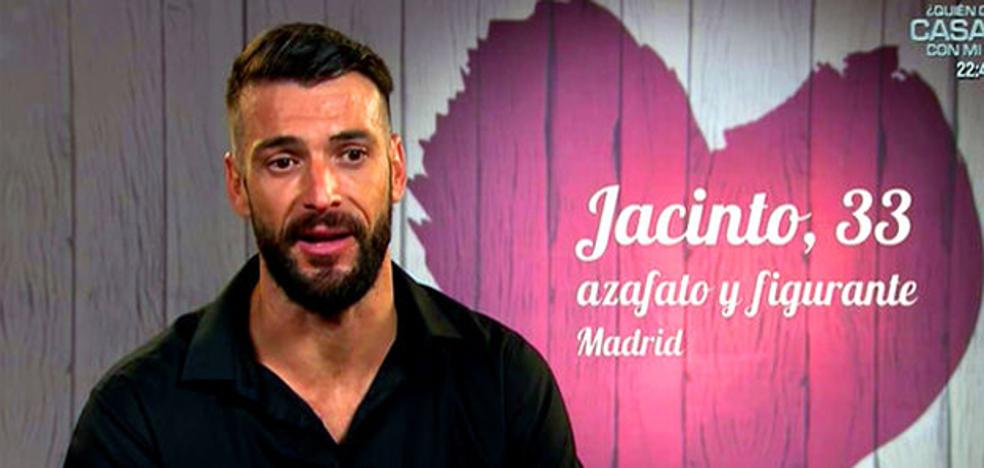Jacinto Angosto, hetero en 'MYHYV' y gay en 'First Dates'
