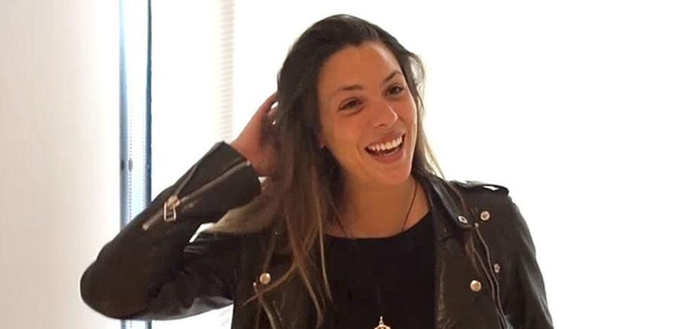 Laura Matamoros ya tiene su primer antojo de embarazada