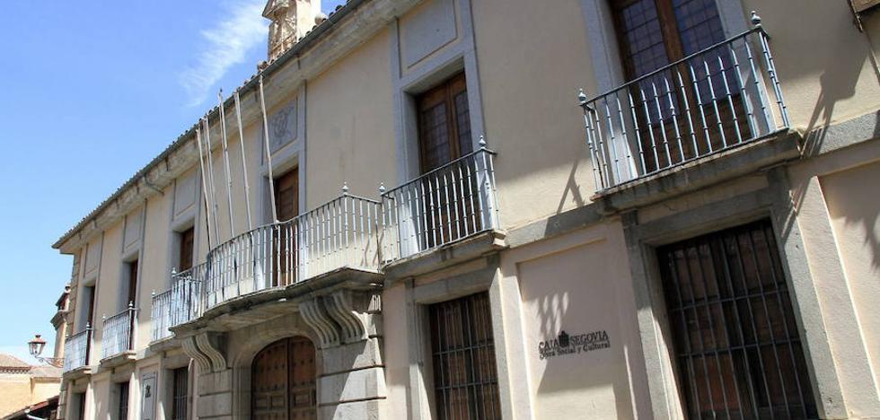 La Fundación Caja Segovia está decidida a poner a la venta el Palacio de Mansilla