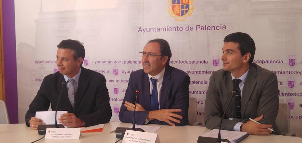 Palencia baja el 3% el Impuesto de Bienes Inmuebles