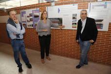 La Diputación destina 680.000 euros para solucionar las deficiencias del pabellón de Villamuriel