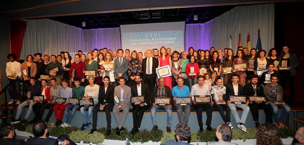 El atletismo de castilla y León elige a los mejores del año