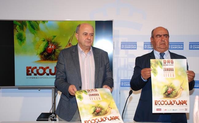 Ecocultura se celebra el fin de semana con los frutos secos como tema central