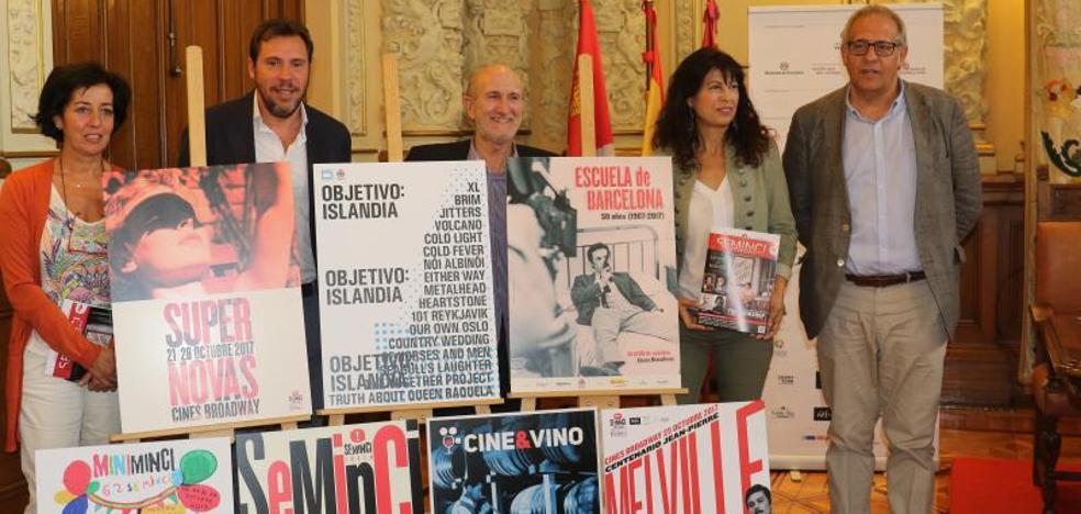 Marisa Paredes y Arturo Ripstein, Espigas de Honor de la Seminci