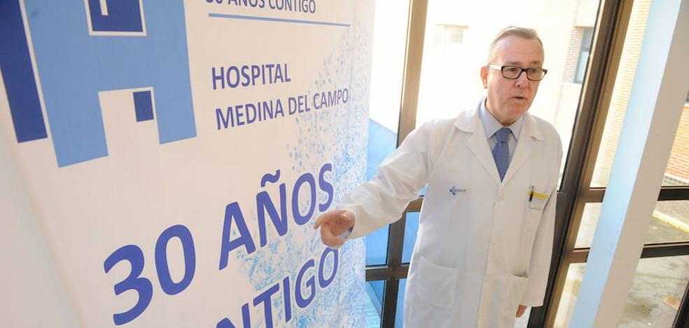 El Hospital de Medina del Campo premiado por su humanización hospitalaria