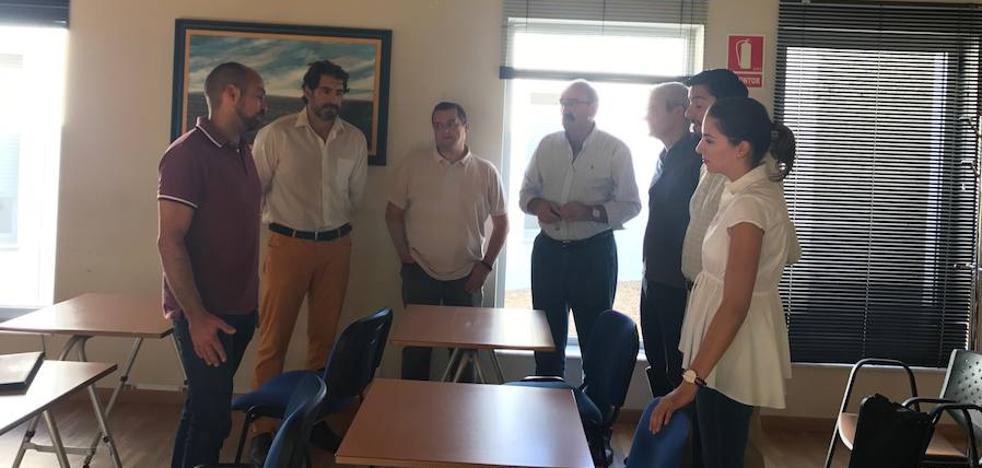 'Emprende en Ciudad Rodrigo', primer paso del convenio con la Universidad