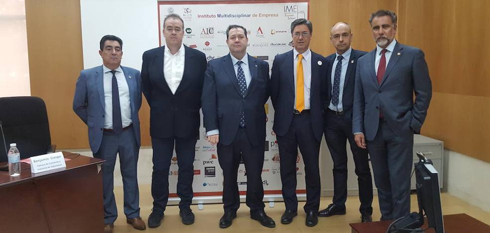 Universidad y empresarios suman esfuerzos gracias al IME